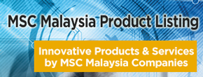 MSC Malaysia Product Listing